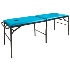 Furniture for beauty salons Daybed folding (with cutout)