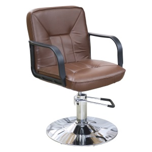 Furniture for beauty salons Cosmetic chair (on barbell)